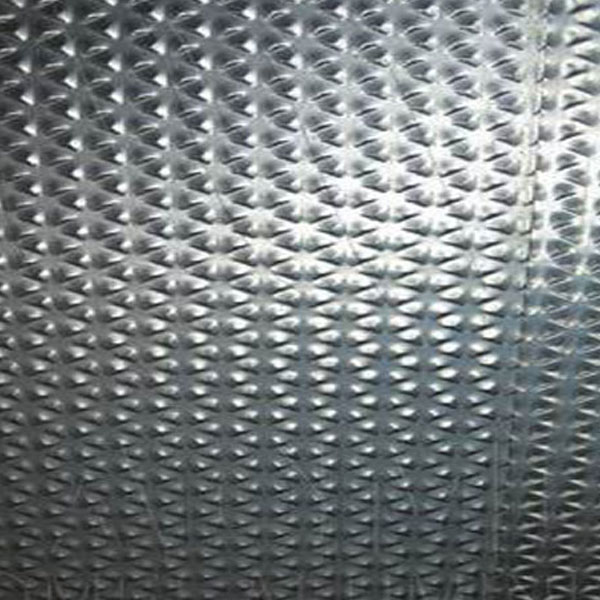 Embossed Stucco Aluminum Sheet for Ro